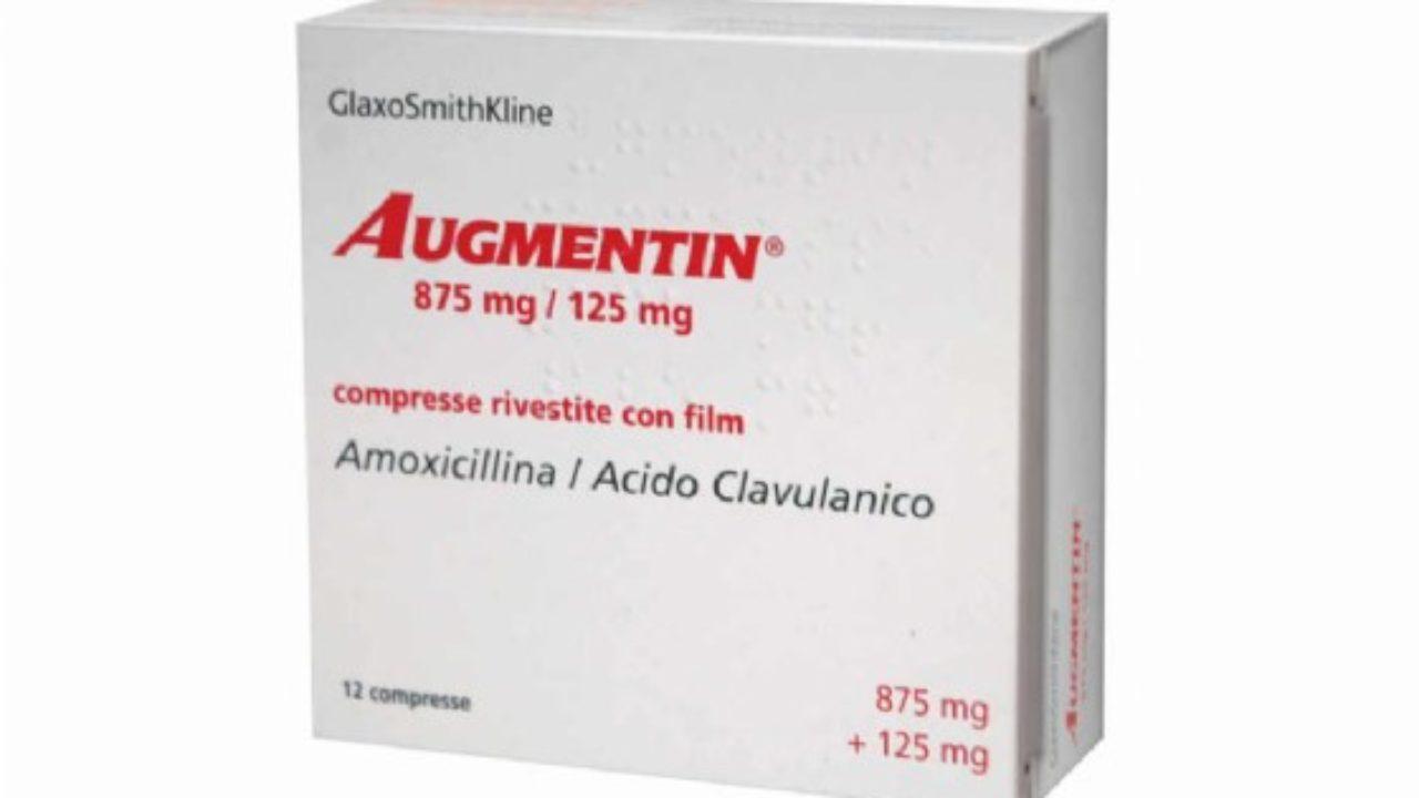 Risultati immagini per amoxicillina acido clavulanico