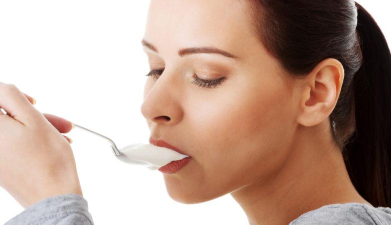 Yogurt riduce grasso steatosi