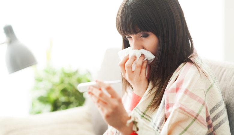 Influenza protegge dal raffreddore