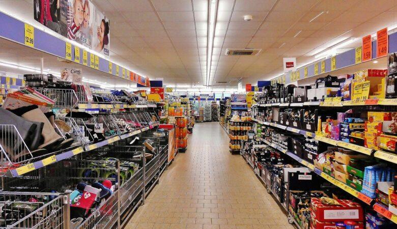 il luogo più a rischio covid, il supermercato