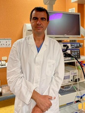 Videocapsula intestino intelligenza artificiale poliambulanza